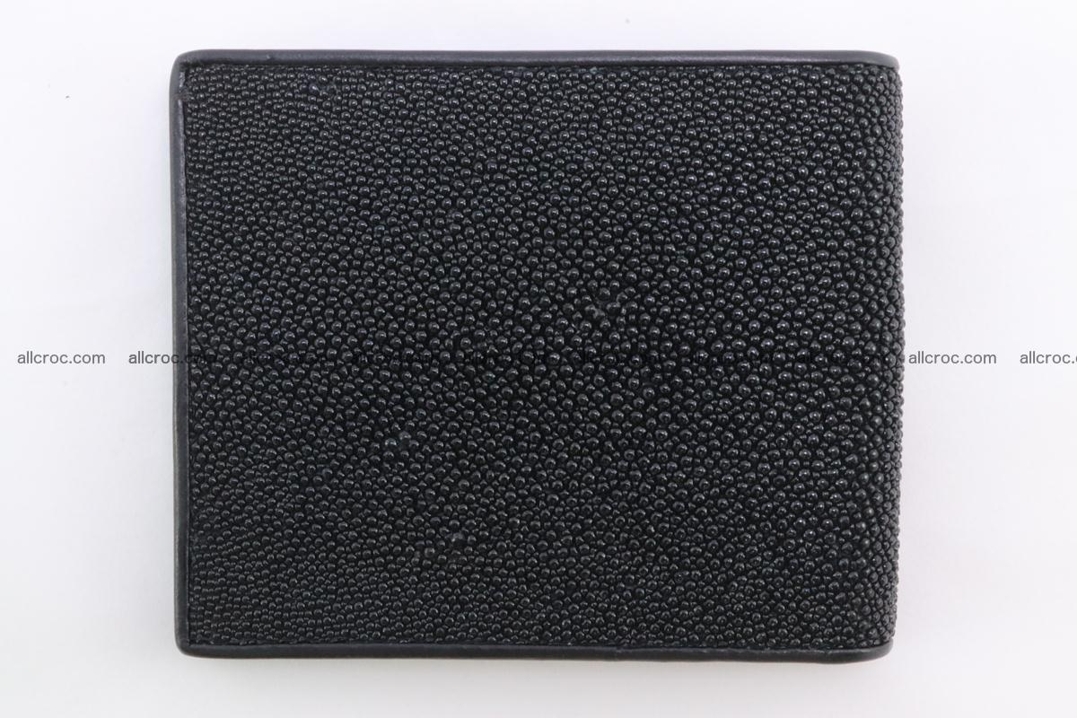 Stingray skin wallet 361 Foto 1