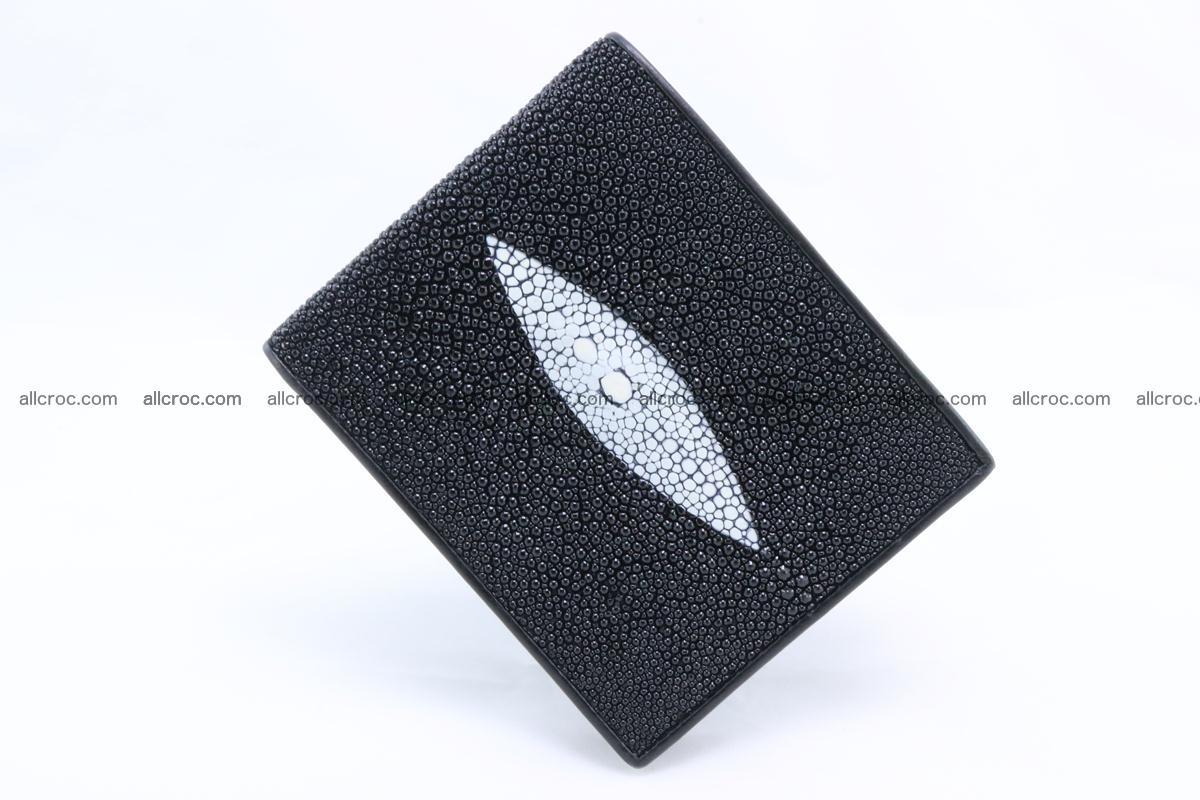 Stingray skin wallet 361 Foto 3