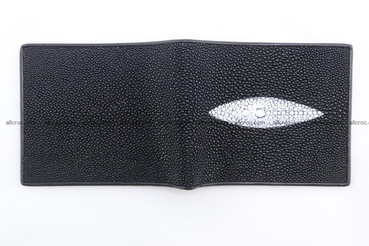 Stingray skin wallet 361 Foto 5