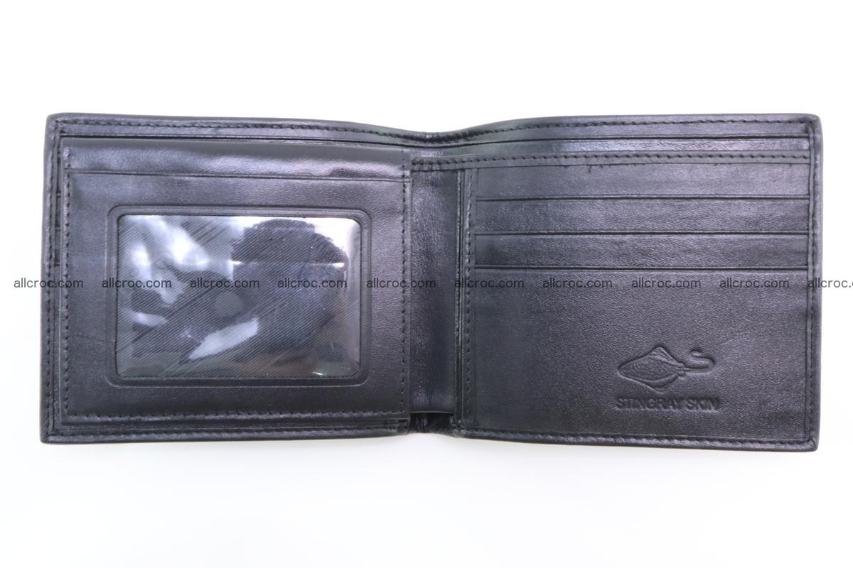 Stingray skin wallet 361 Foto 9