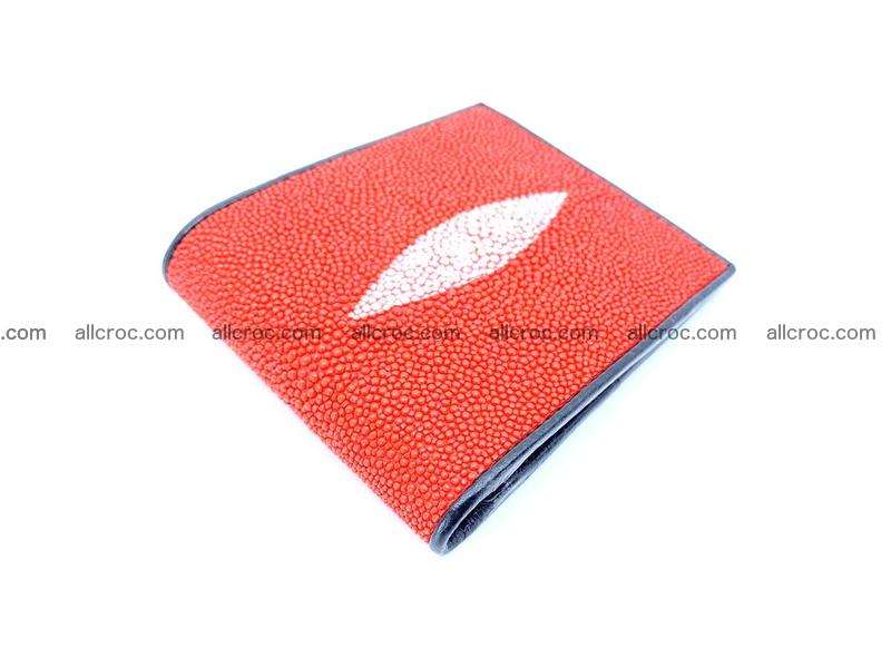 Stingray skin wallet 1159