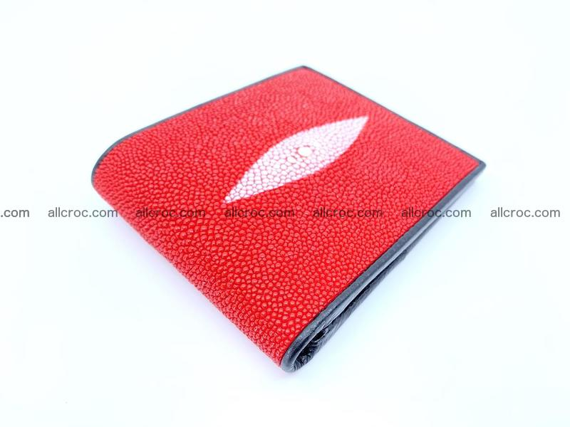 Stingray skin wallet 1160