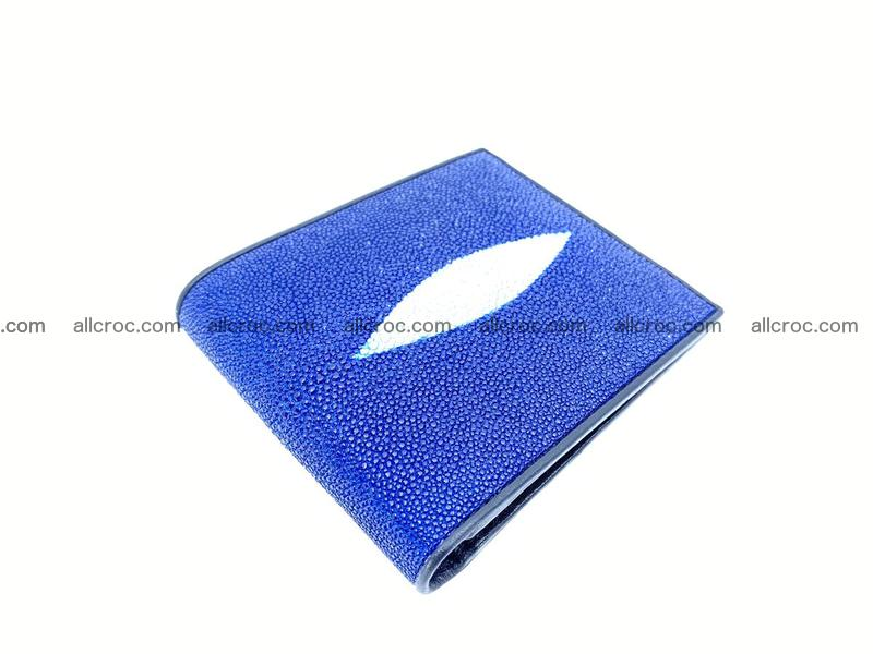 Stingray skin wallet 1158