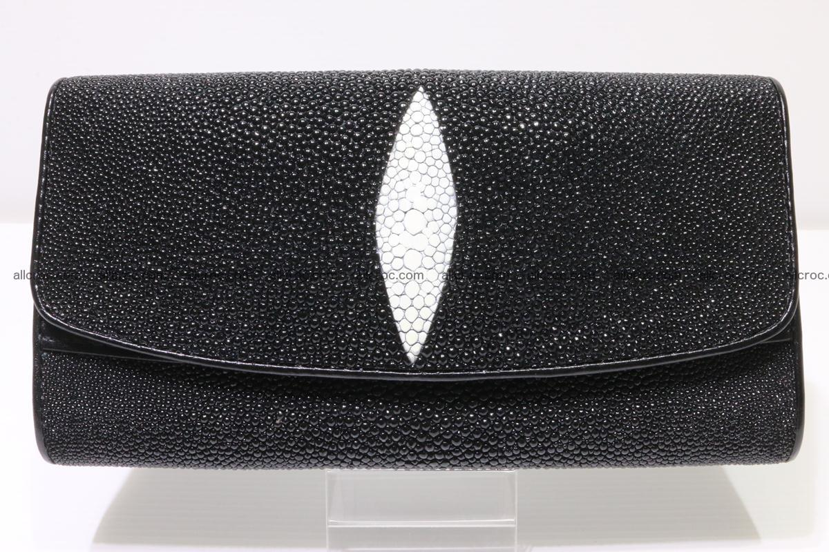 Stingray skin wallet for women 343 Foto 0