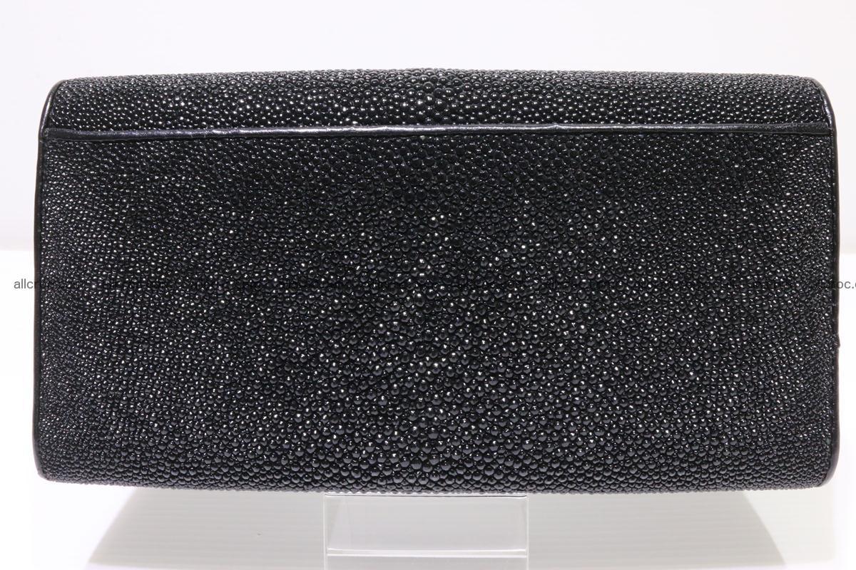 Stingray skin wallet for women 343 Foto 1