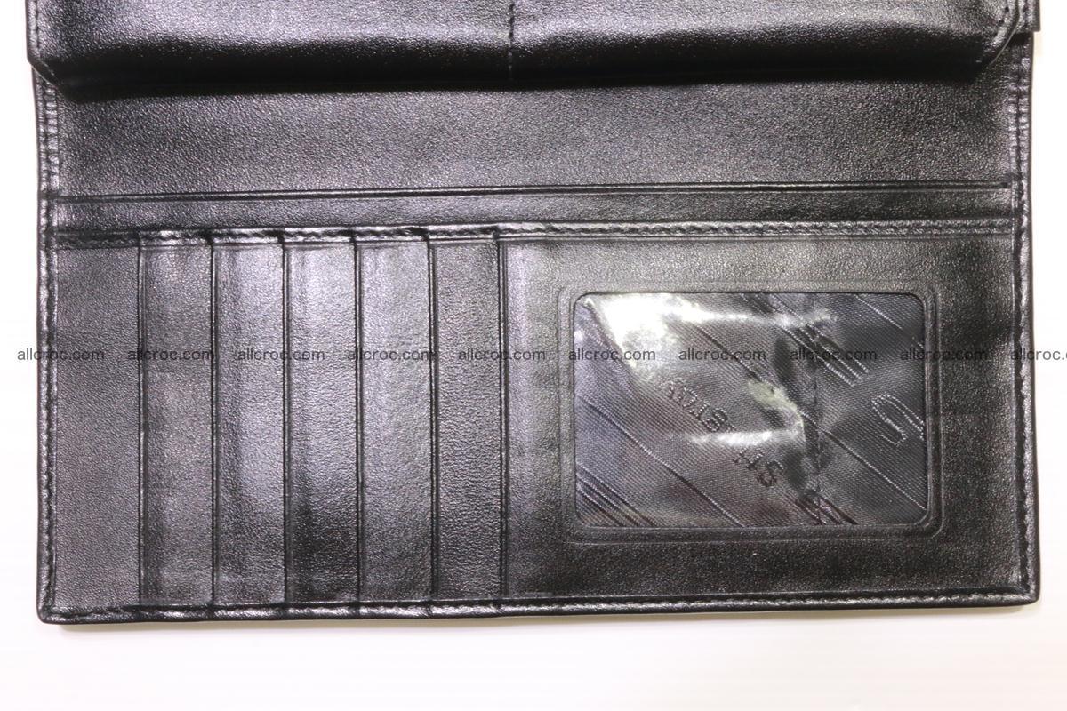 Stingray skin wallet for women 343 Foto 12
