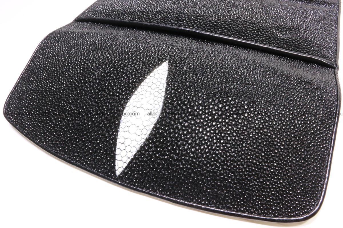 Stingray skin wallet for women 343 Foto 10