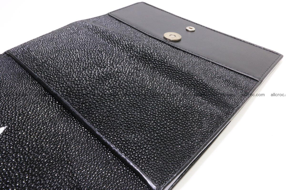 Stingray skin wallet for women 343 Foto 9