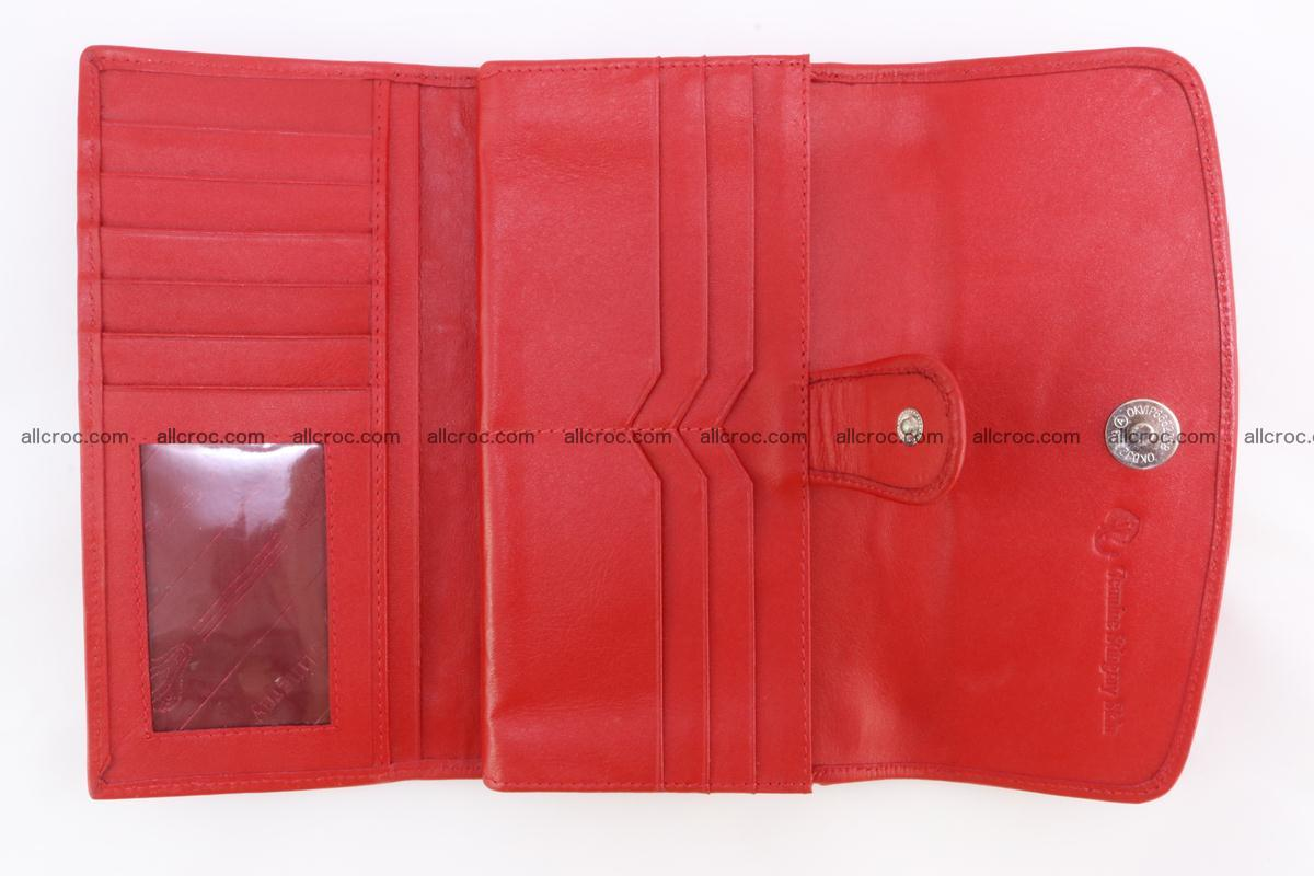 Stingray skin wallet for women 342 Foto 12