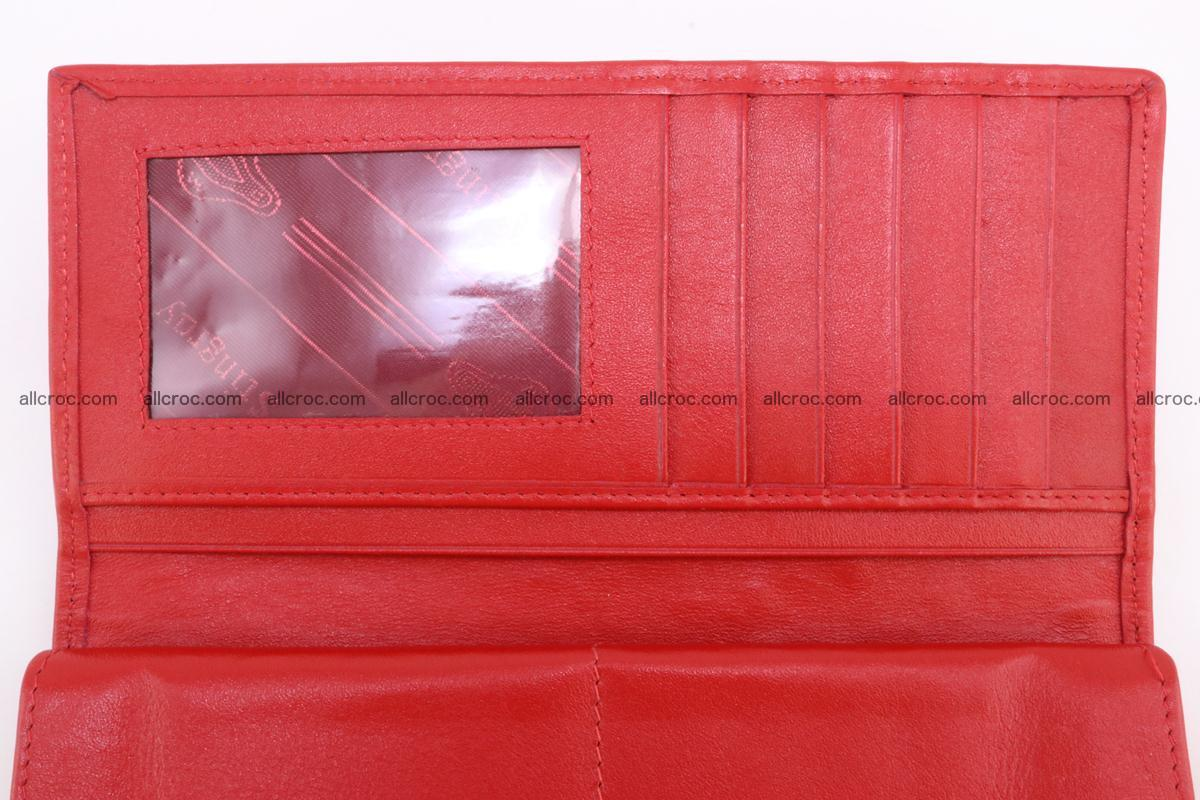 Stingray skin wallet for women 342 Foto 10