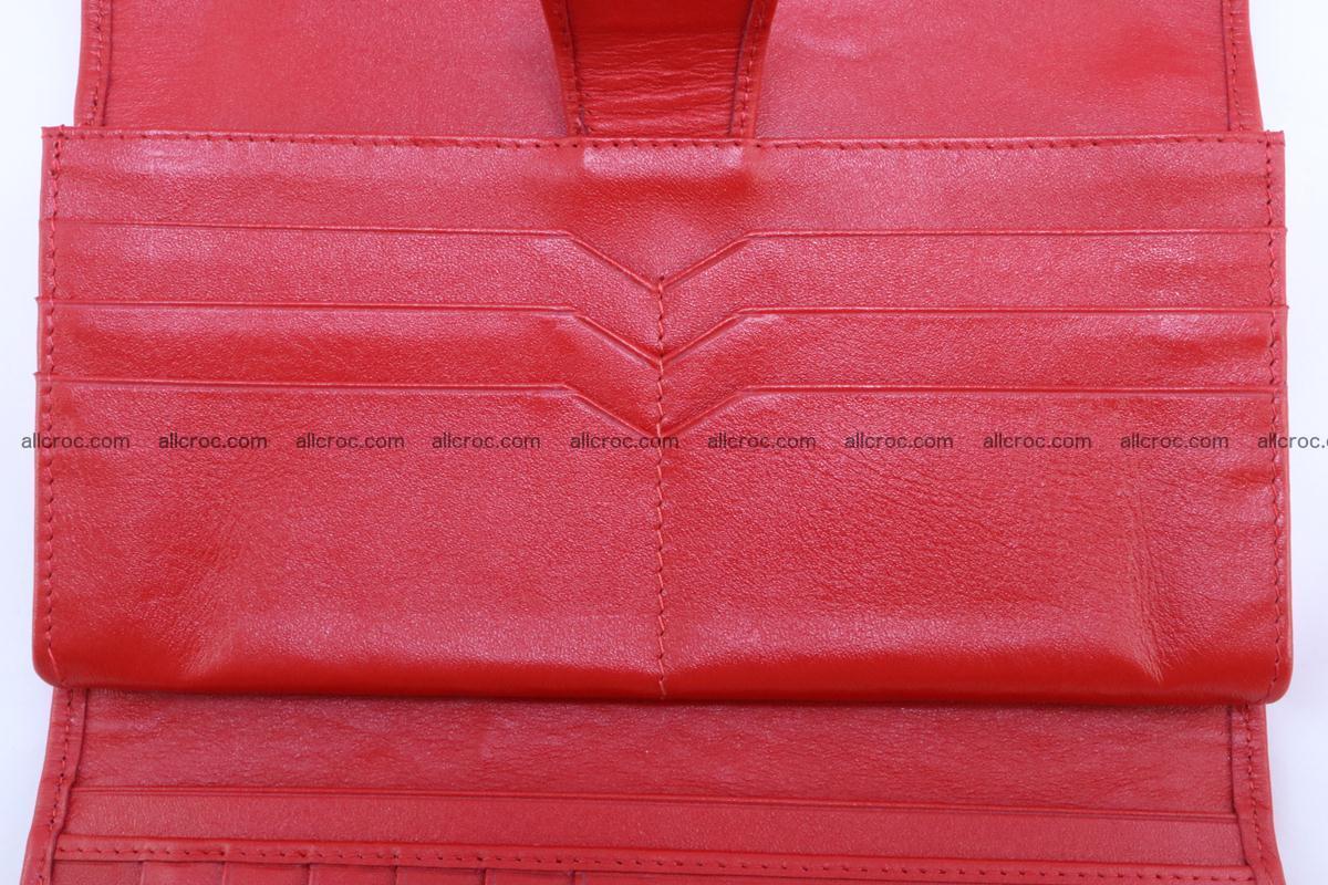 Stingray skin wallet for women 342 Foto 11