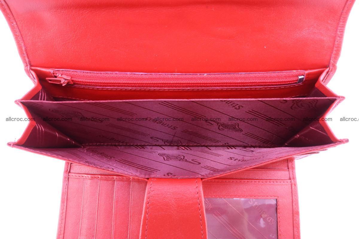 Stingray skin wallet for women 342 Foto 9