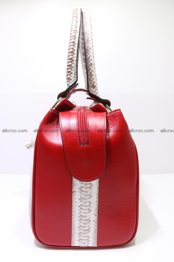 Stingray skin womens handbag 397 Foto 4