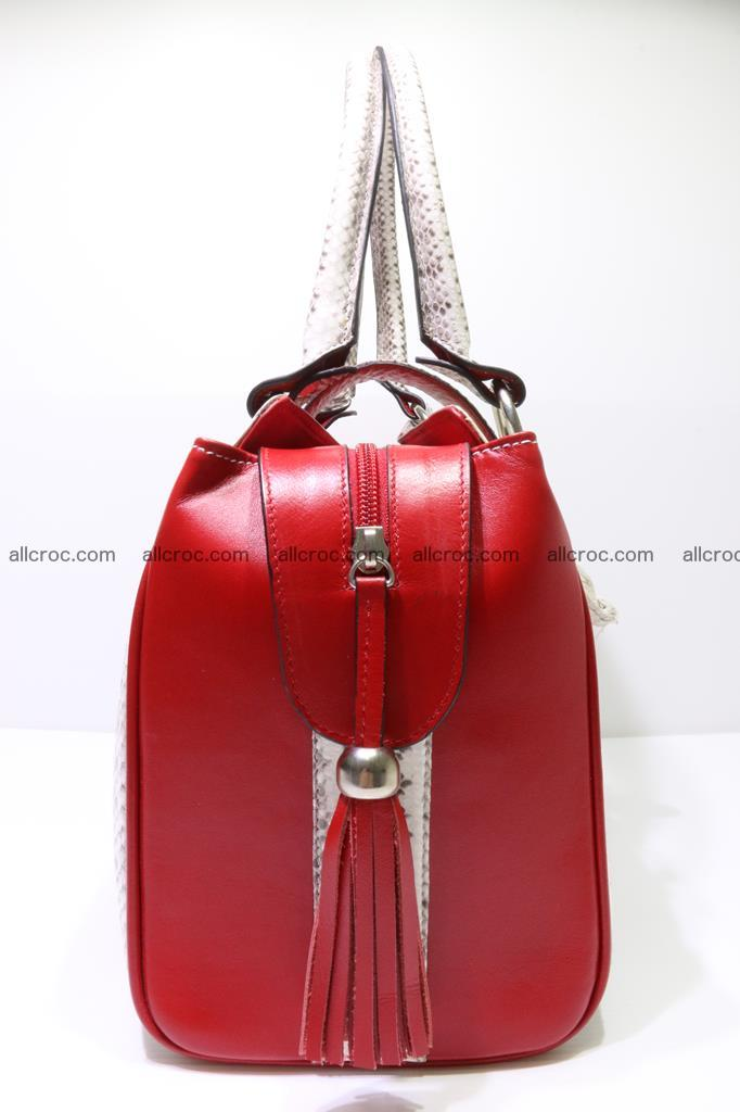 Stingray skin womens handbag 397 Foto 3