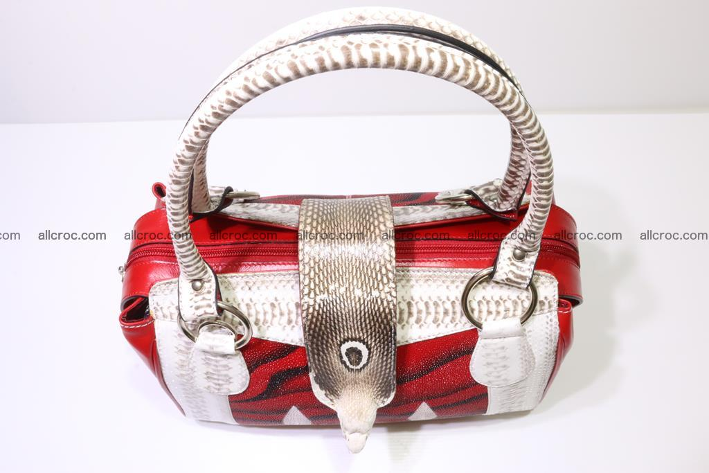 Stingray skin womens handbag 397 Foto 10