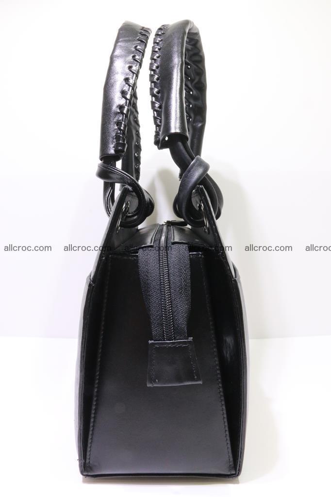 Stingray skin womens handbag 399 Foto 3