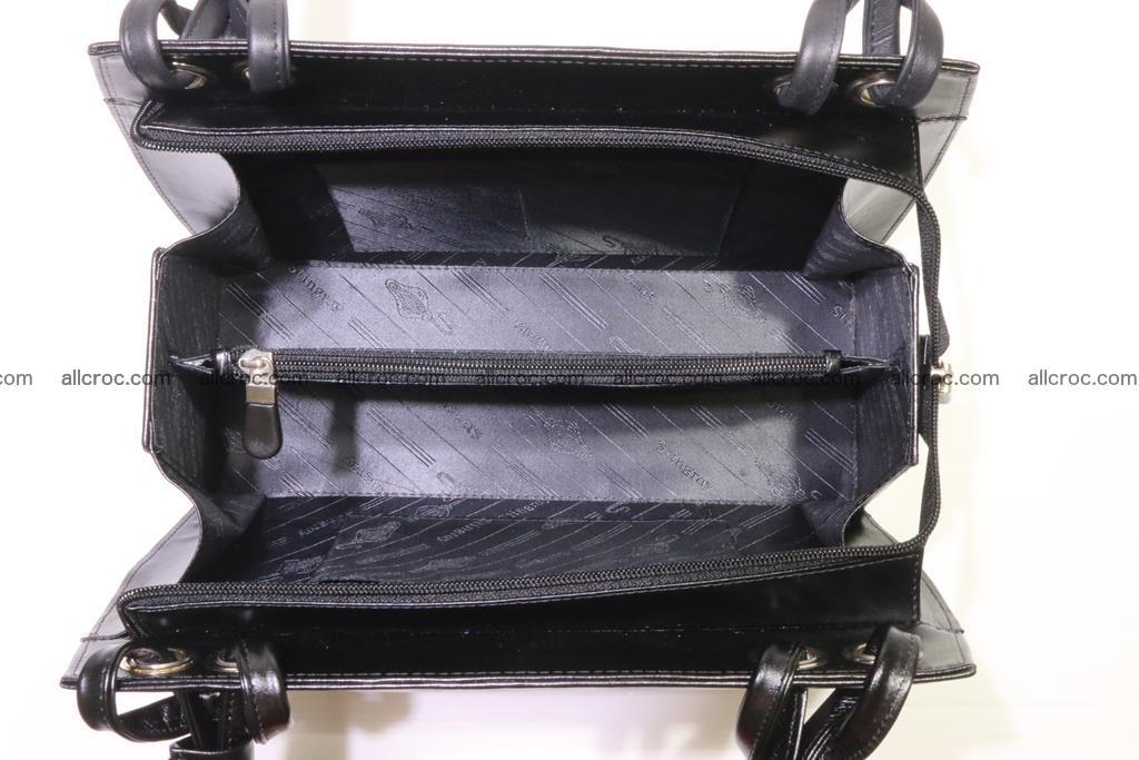 Stingray skin womens handbag 399 Foto 8