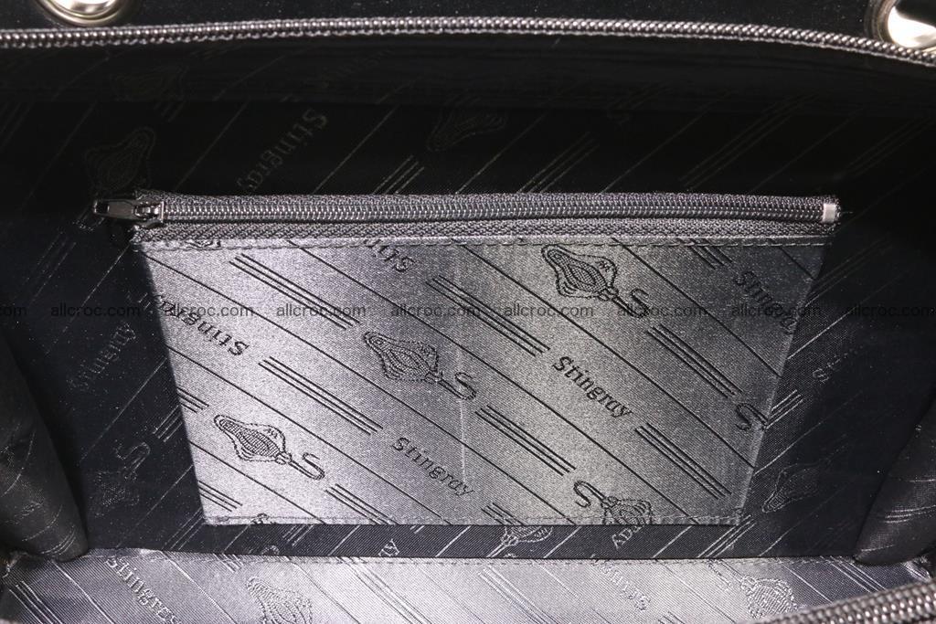 Stingray skin womens handbag 399 Foto 9