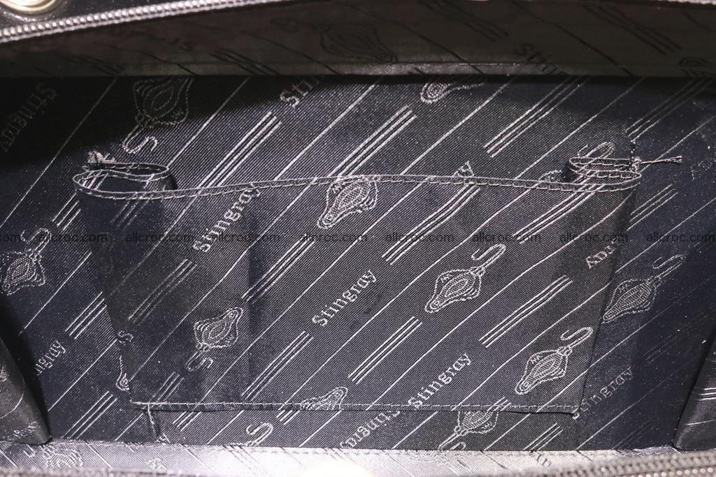 Stingray skin womens handbag 399 Foto 10