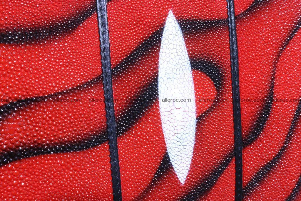 Stingray skin womens handbag 399 Foto 11