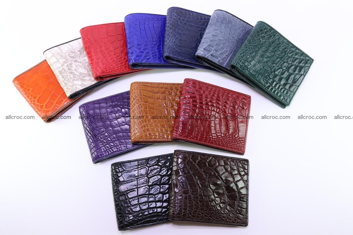 Crocodile skin wallet 240 Foto 7