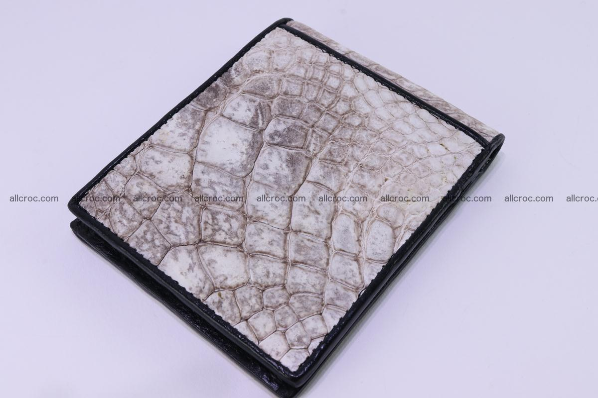 Crocodile skin wallet 240 Foto 4
