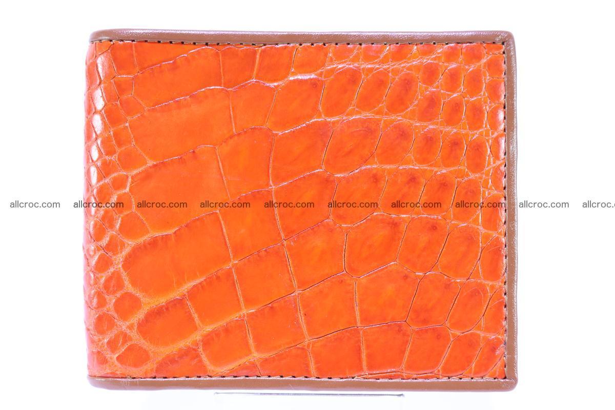 Crocodile skin wallet 241 Foto 1