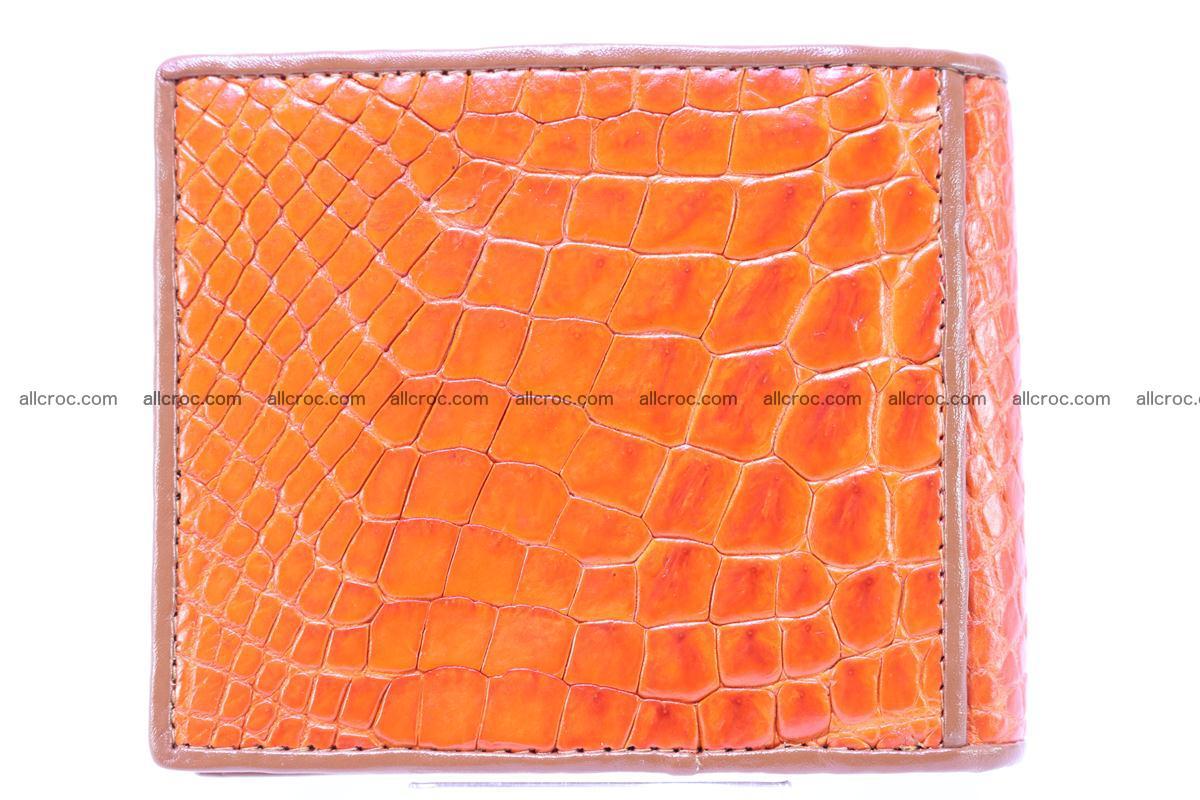 Crocodile skin wallet 241 Foto 5
