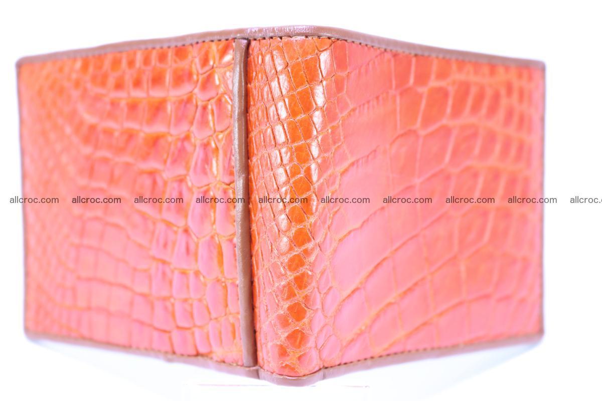 Crocodile skin wallet 241 Foto 2