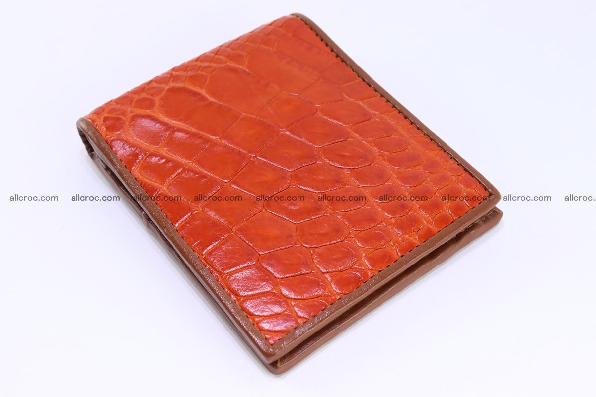 Crocodile skin wallet 241 Foto 3