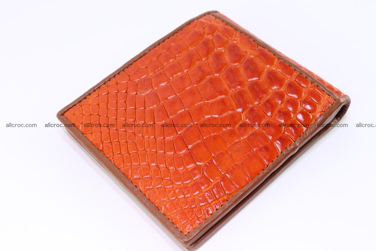 Crocodile skin wallet 241 Foto 4
