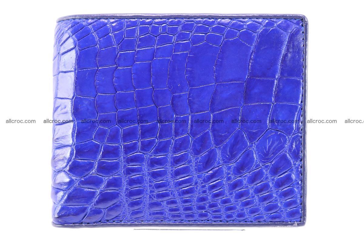 Crocodile skin wallet 242 Foto 0