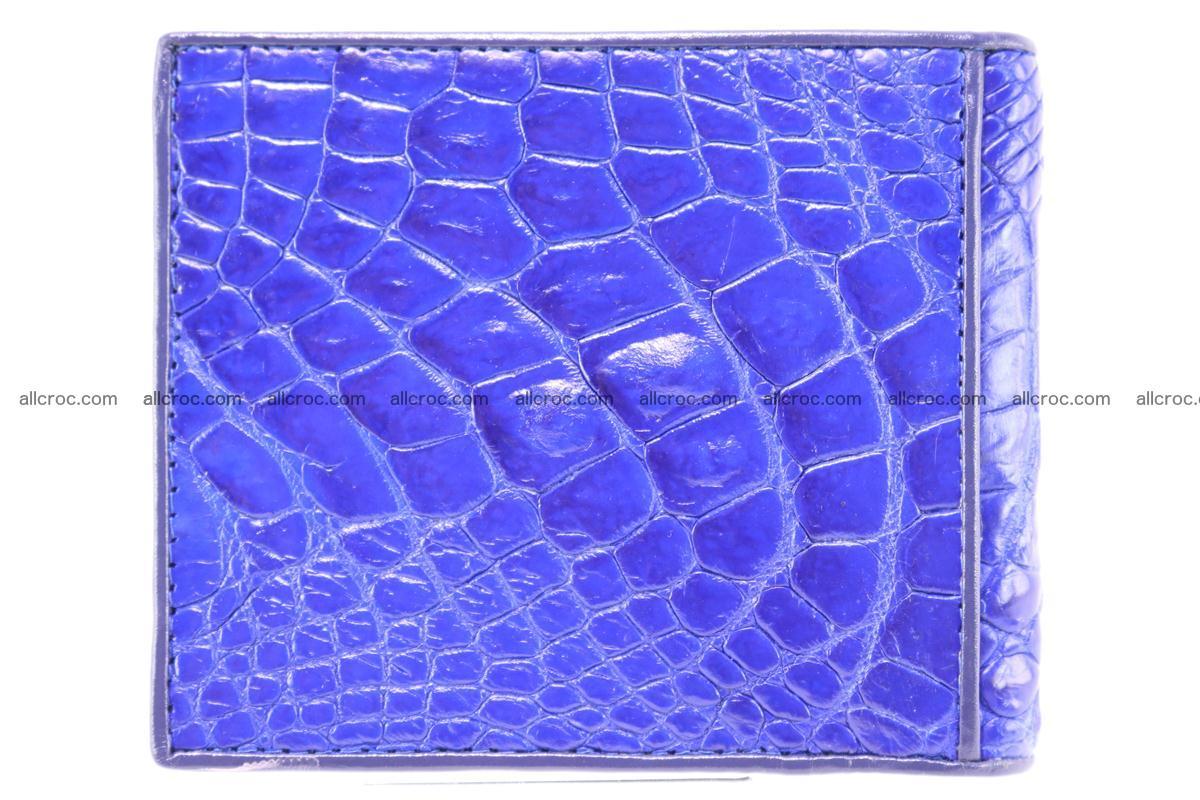 Crocodile skin wallet 242 Foto 1