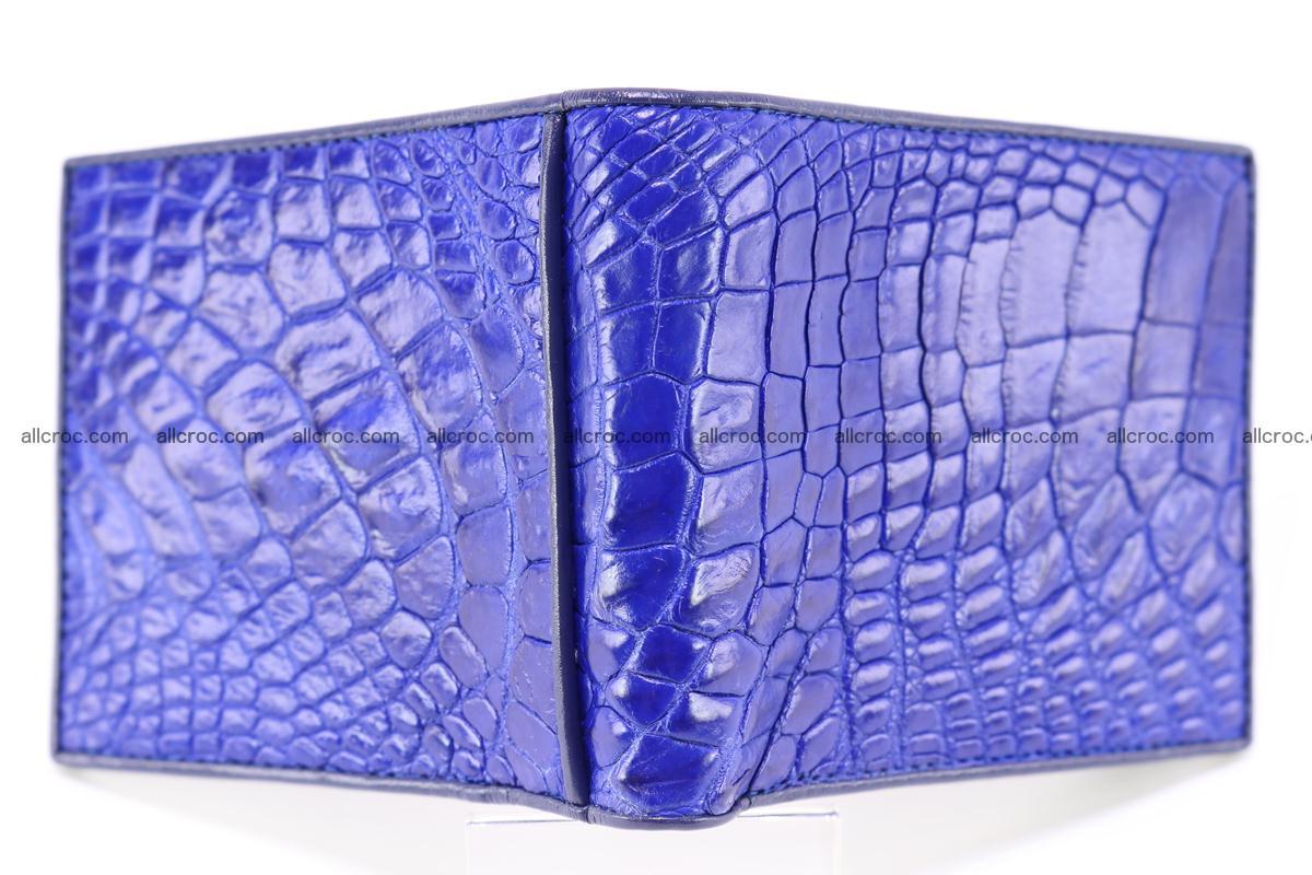 Crocodile skin wallet 242 Foto 2