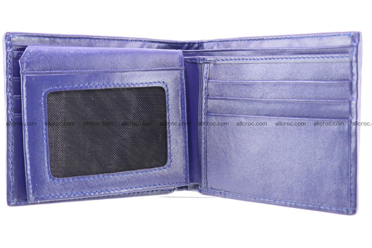Crocodile skin wallet 242 Foto 6