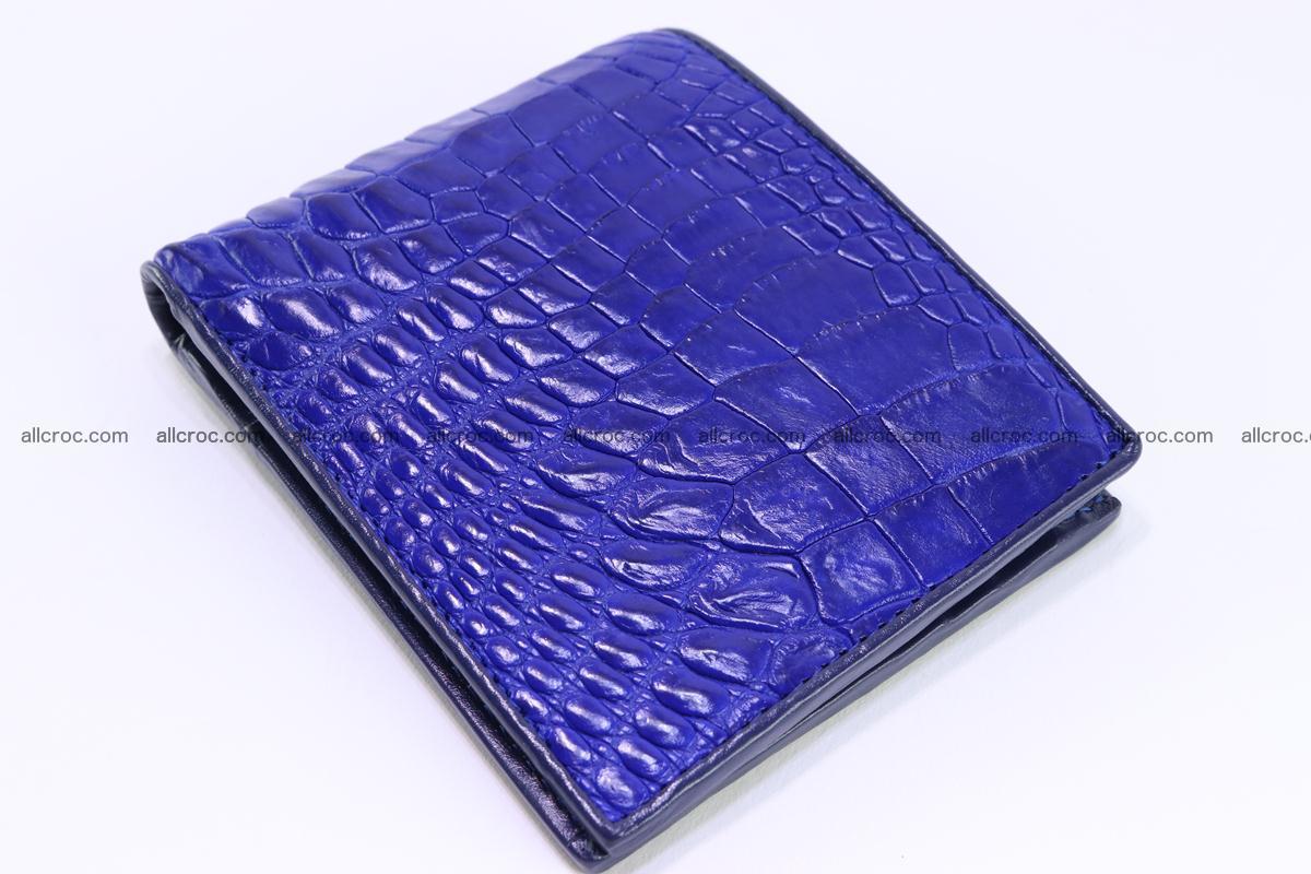 Crocodile skin wallet 242 Foto 3