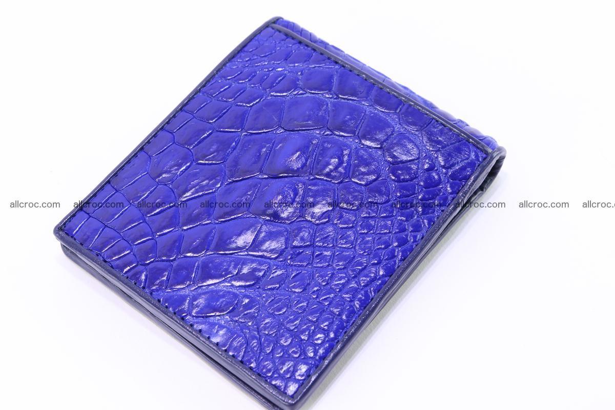 Crocodile skin wallet 242 Foto 4