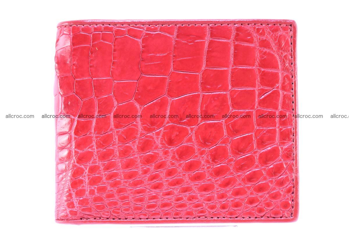 Crocodile skin wallet 243 Foto 0