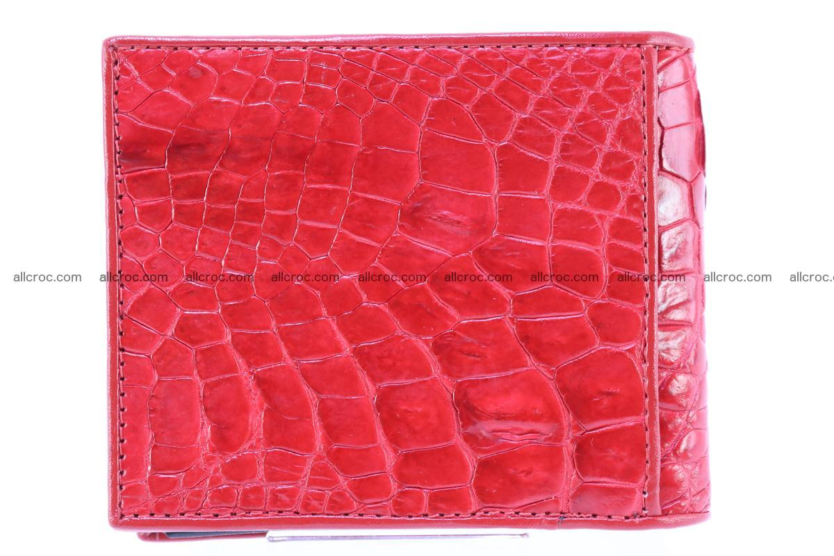 Crocodile skin wallet 243 Foto 1