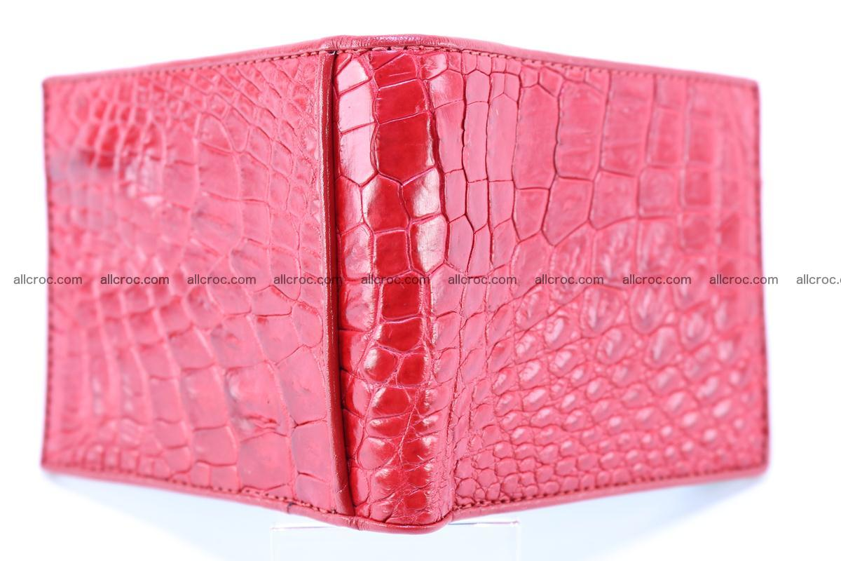 Crocodile skin wallet 243 Foto 2