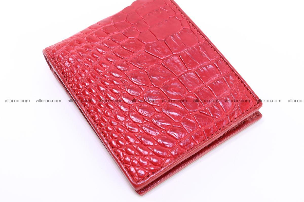 Crocodile skin wallet 243 Foto 3