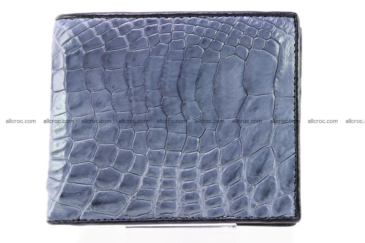 Crocodile skin wallet 244 Foto 0