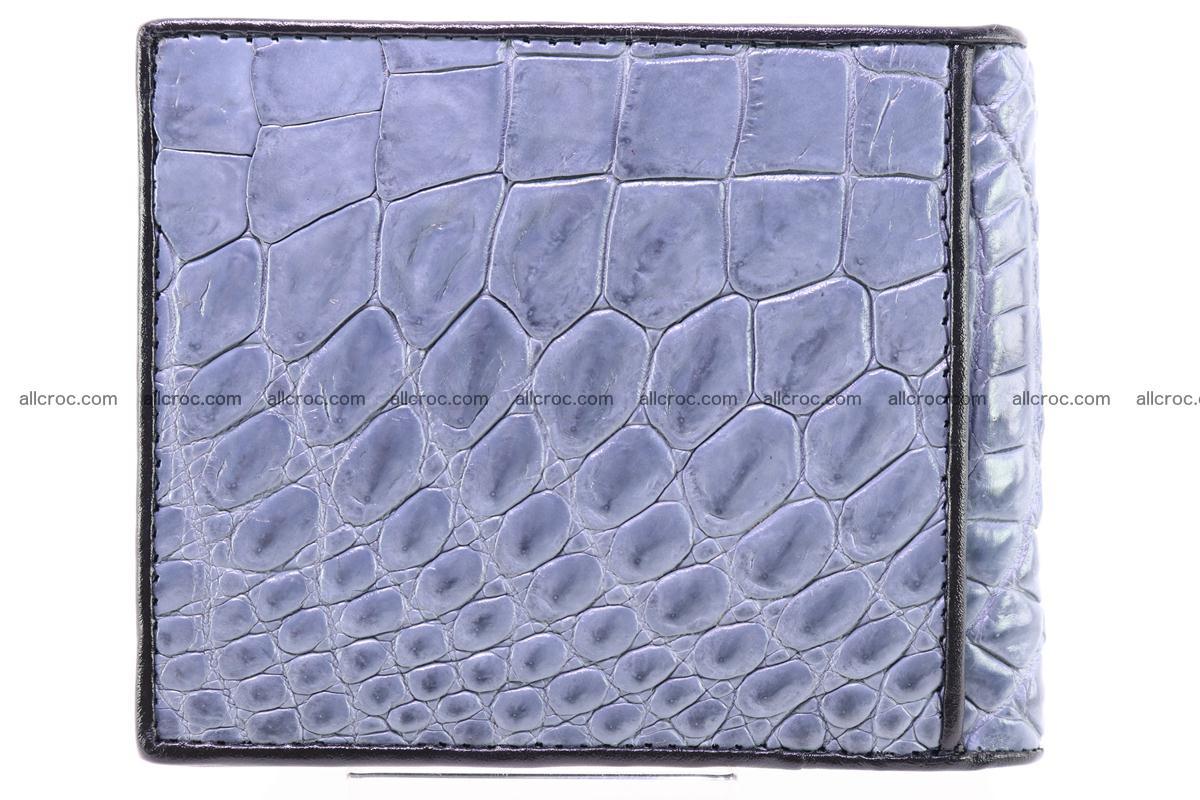 Crocodile skin wallet 244 Foto 1