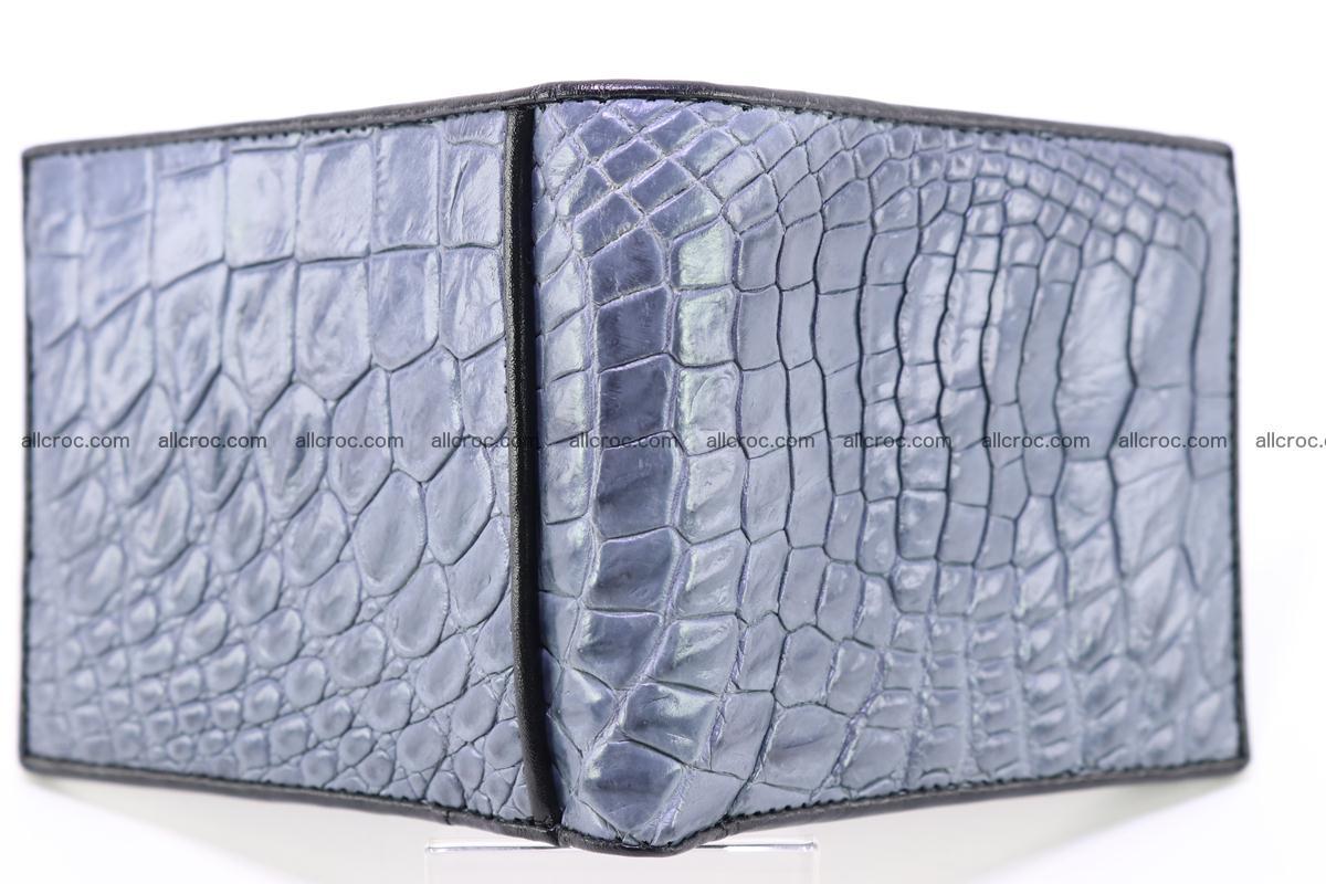 Crocodile skin wallet 244 Foto 2