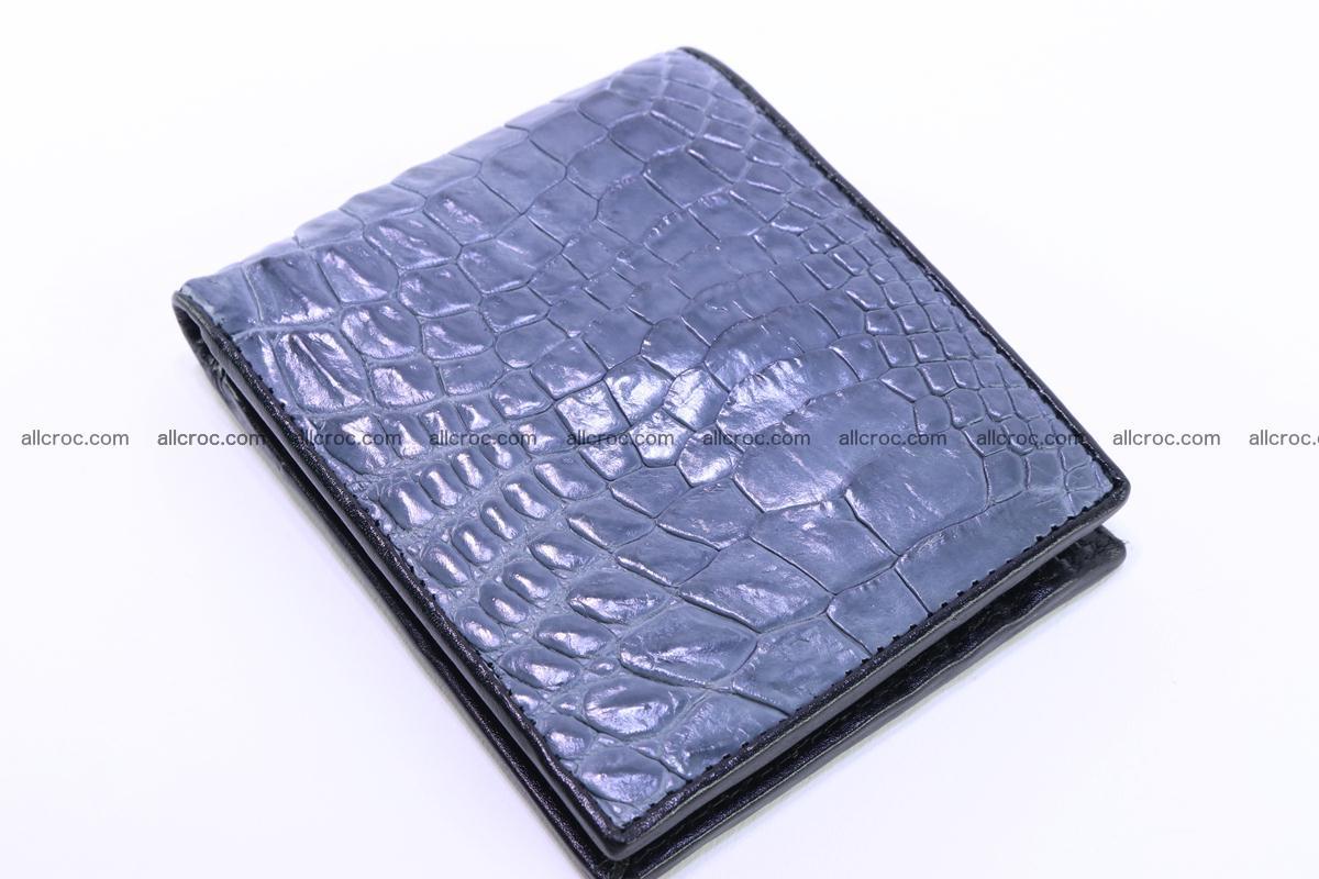 Crocodile skin wallet 244 Foto 3