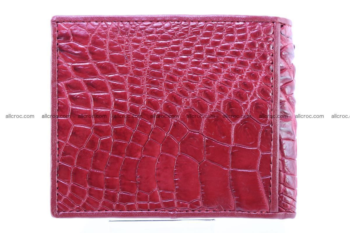 Crocodile skin wallet 245 Foto 1