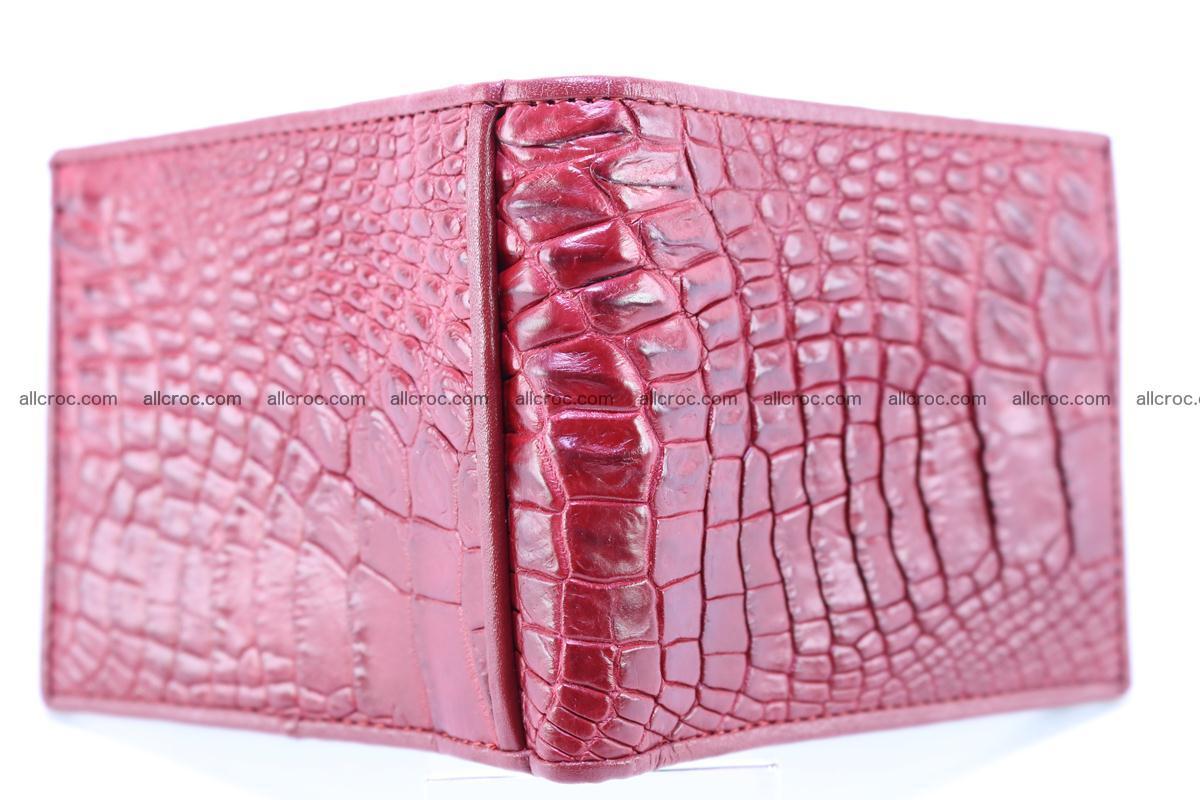 Crocodile skin wallet 245 Foto 2