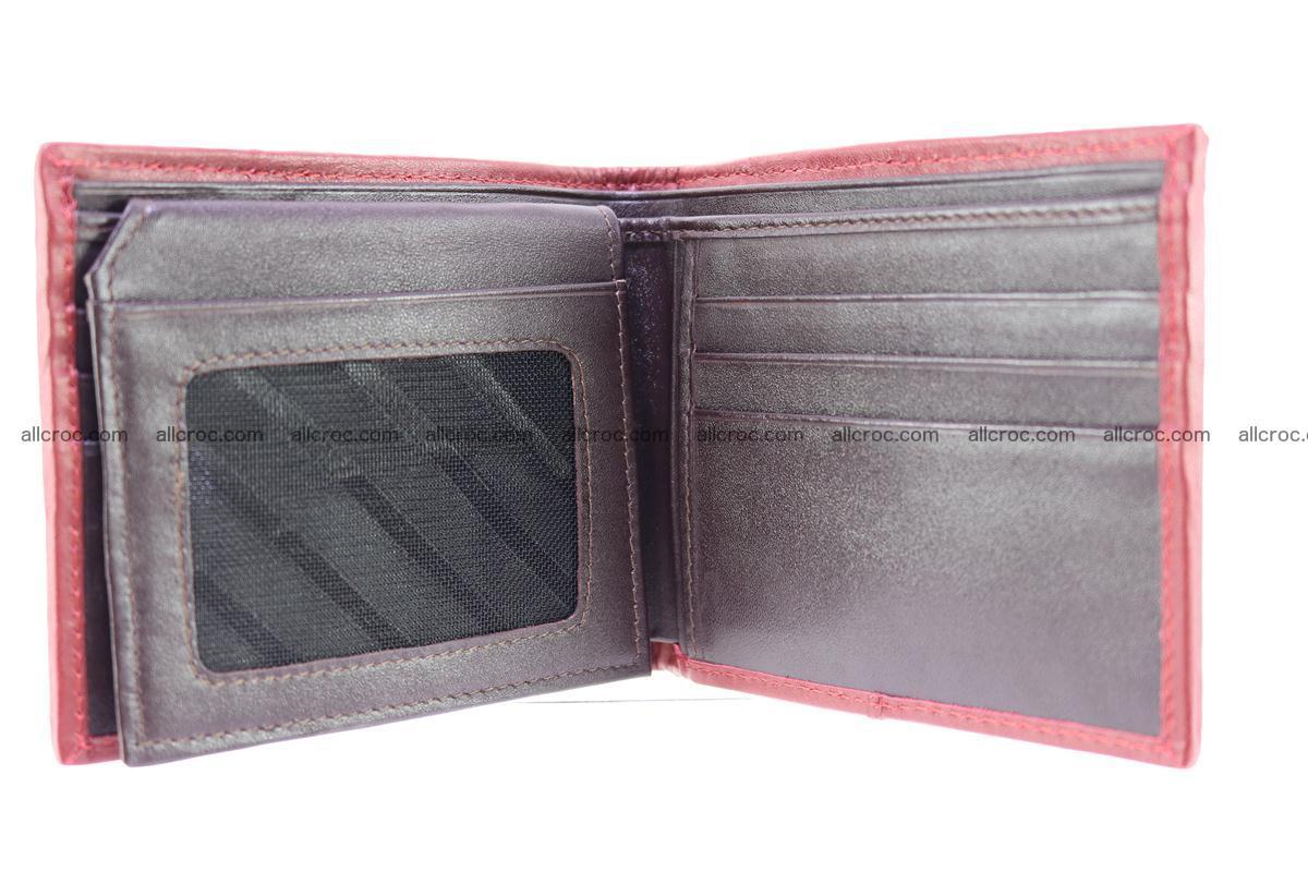 Crocodile skin wallet 245 Foto 6