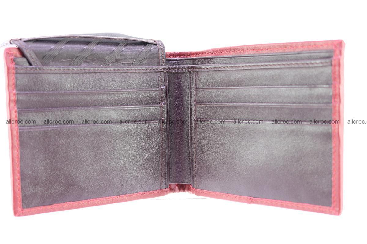 Crocodile skin wallet 245 Foto 5