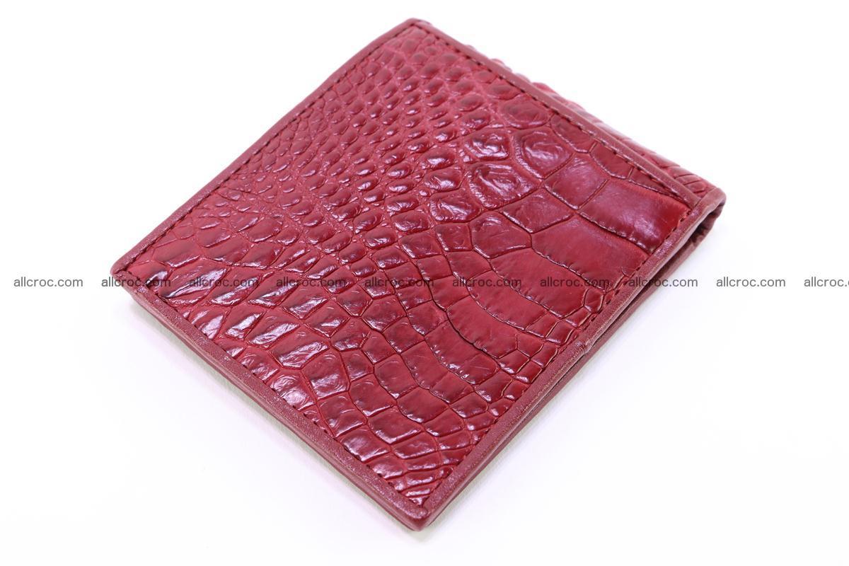 Crocodile skin wallet 245 Foto 4